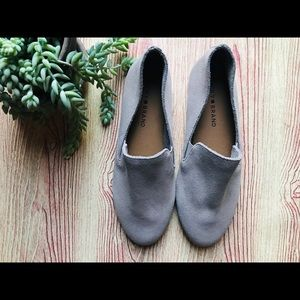 LUCKY BRAND suede shoes size 7.5